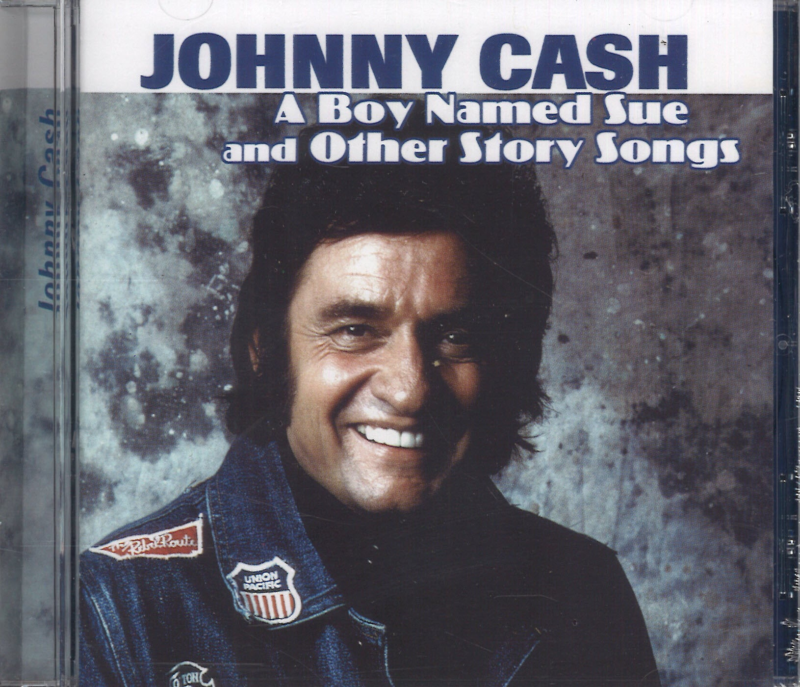 Johnny Cash A Boy Named Sue And Other Story Songs