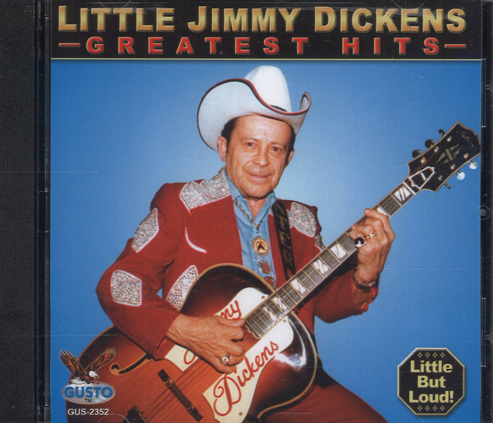 Little Jimmy Dickens Greatest Hits