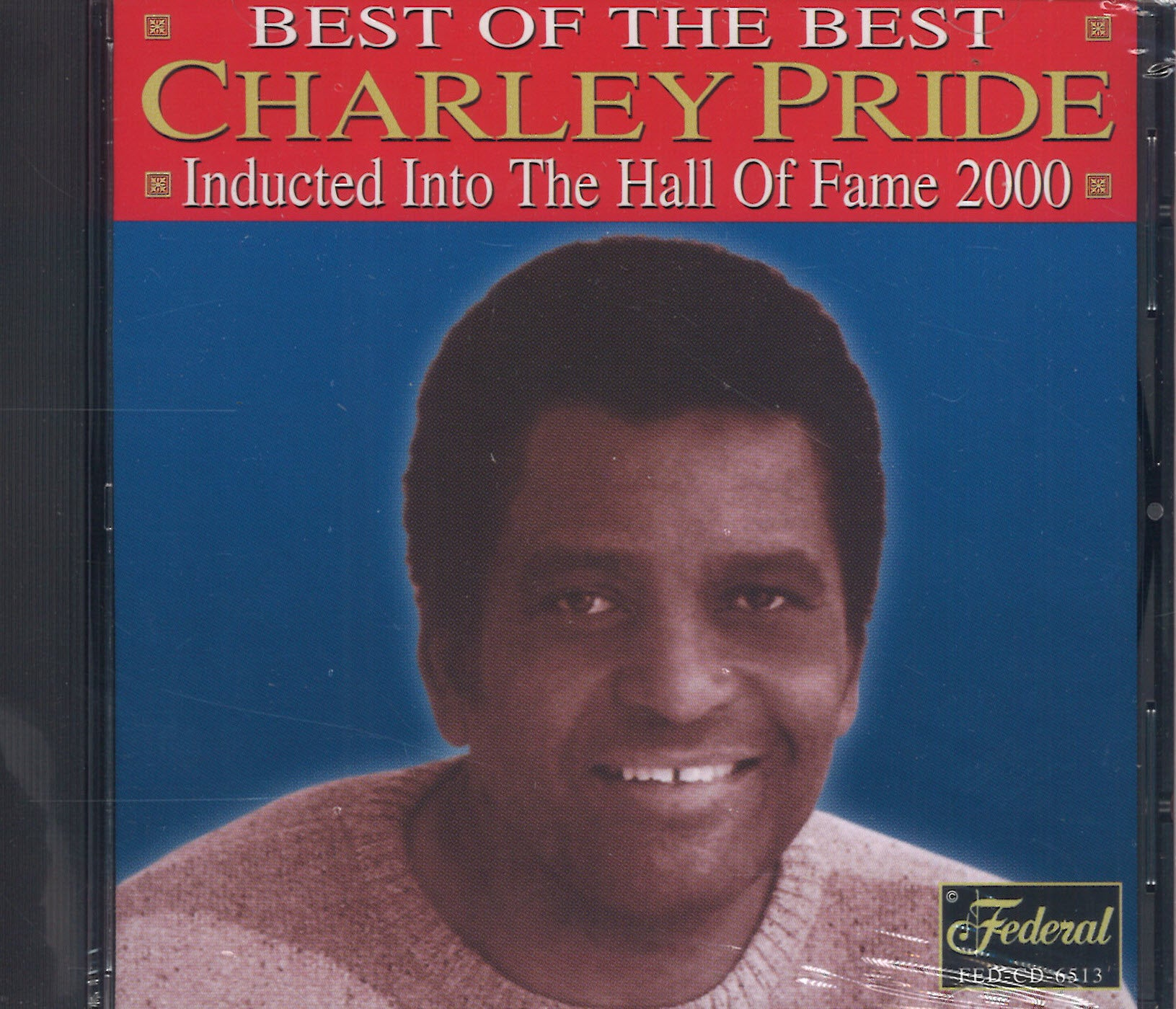 Charley Pride Inducted Into The Hall Of Fame 2000