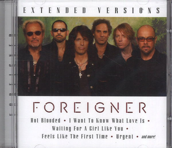 Foreigner Extended Versions