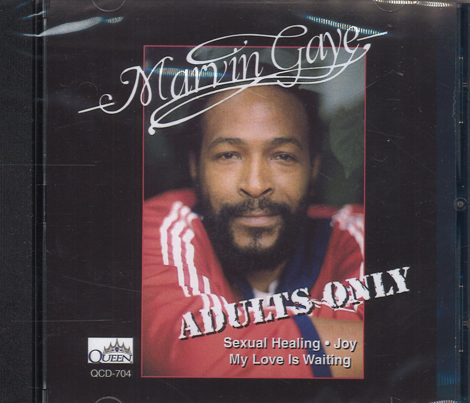 Marvin Gaye Adults Only