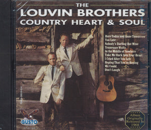 The Louvin Brothers Country Heart & Soul