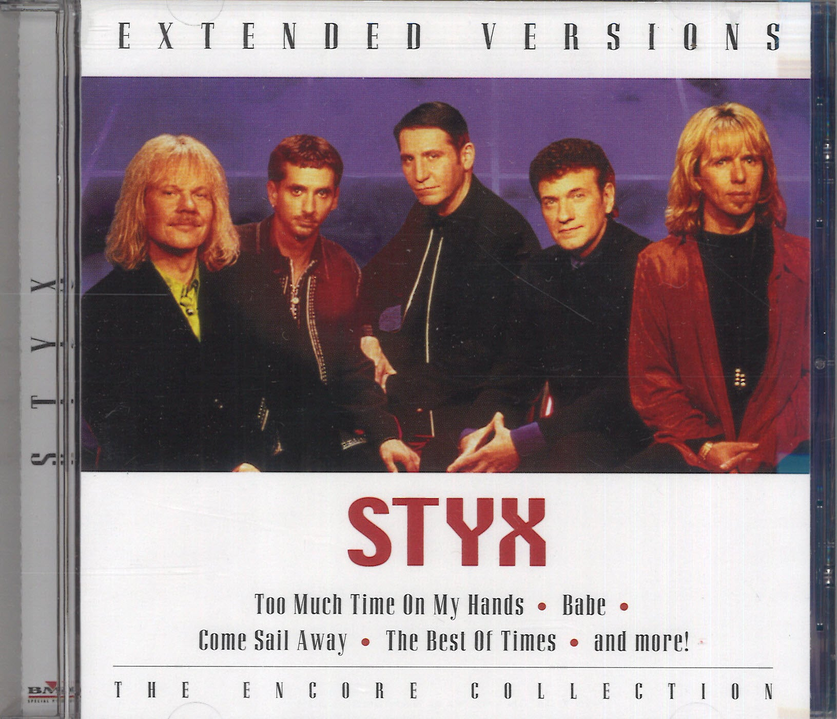 Styx Extended Versions