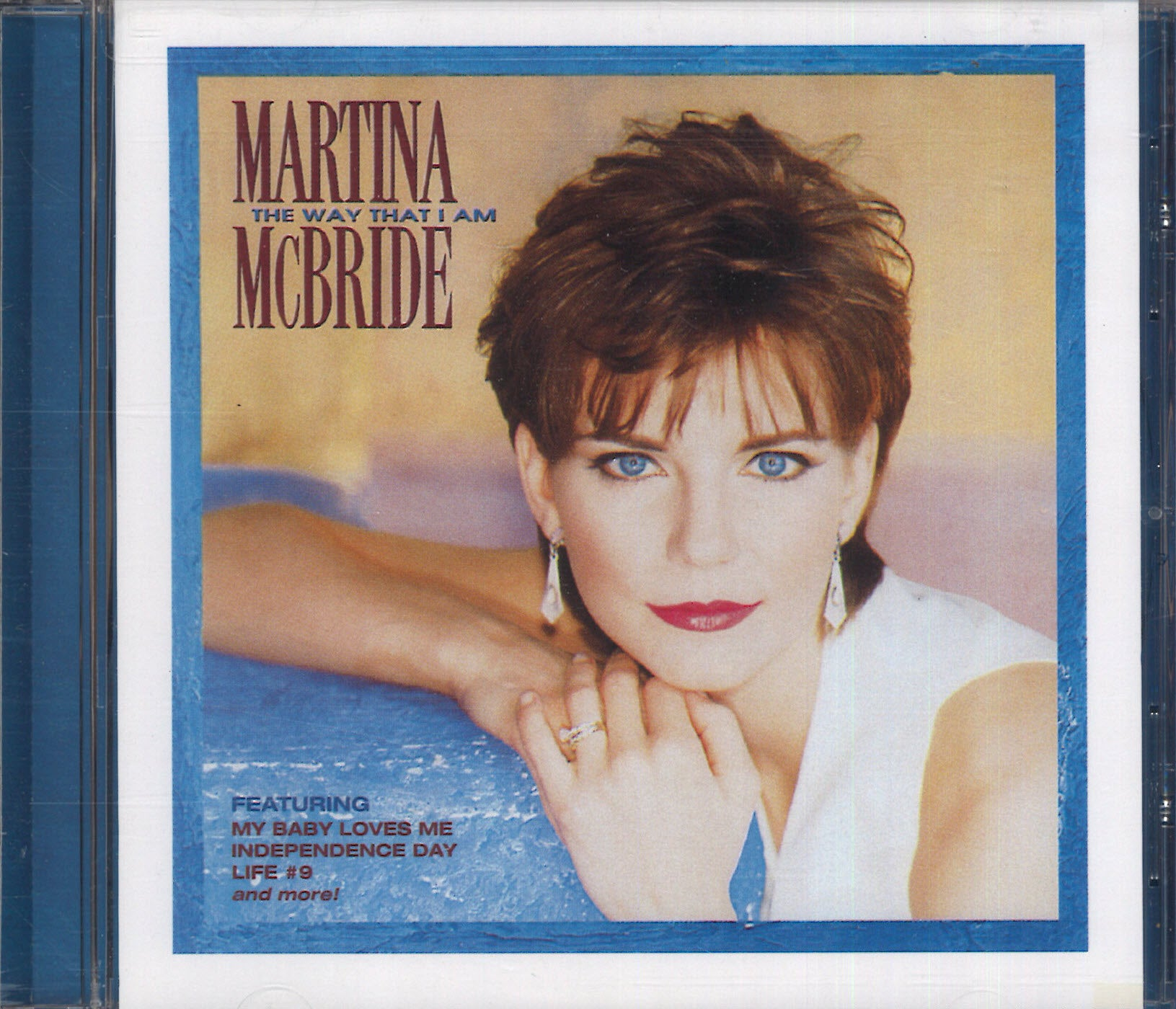 Martina Mcbride The Way That I Am