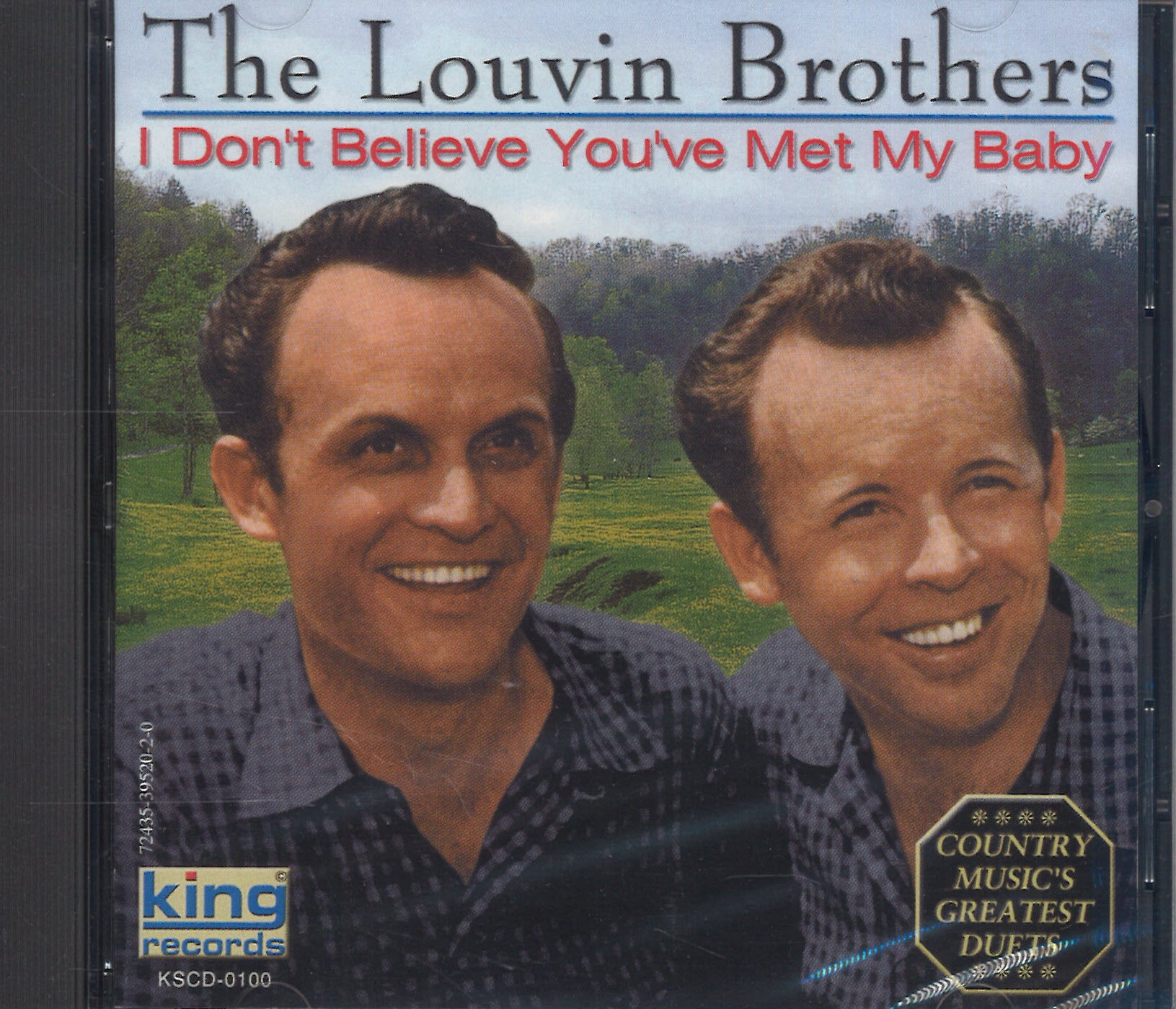 The Louvin Brothers I Don't Believe You've Met My Baby