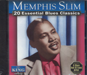 Memphis Slim 20 Essential Blues Classics