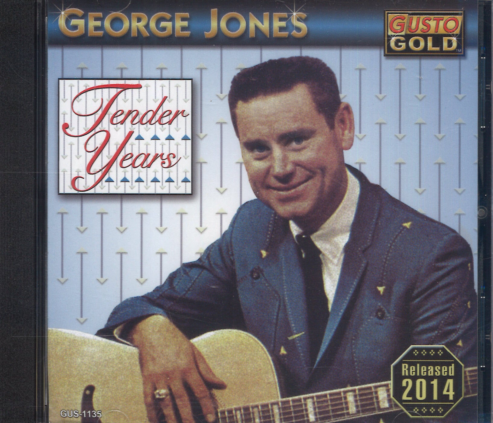 George Jones Tender Years
