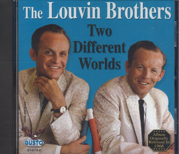 The Louvin Brothers Two Different Worlds
