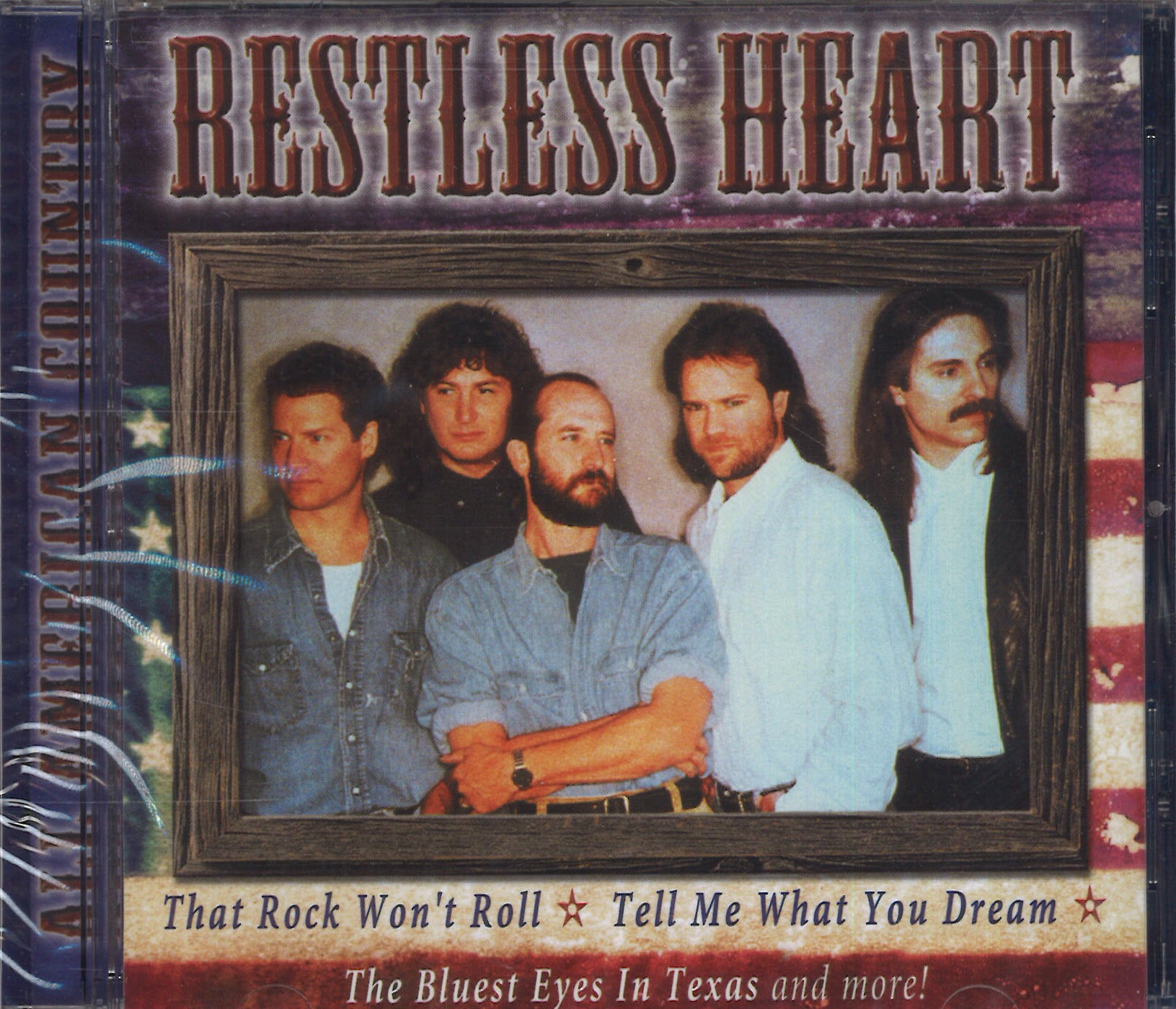 Restless Heart All American Country