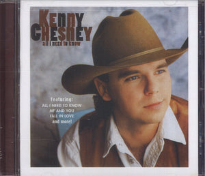 Kenny Chesney All I Need To Know
