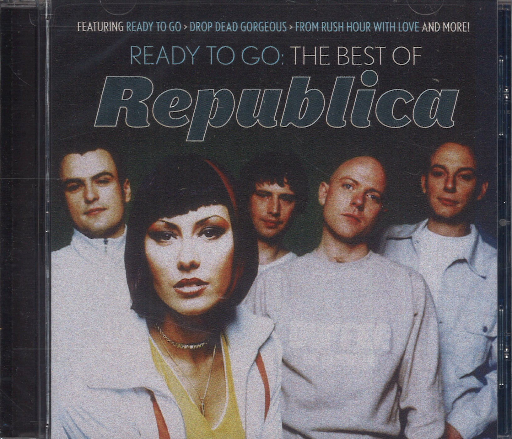 Ready To Go: The Best Of Republica