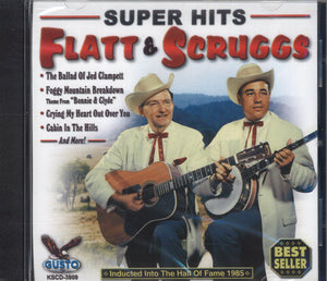 Flatt & Scruggs Super Hits