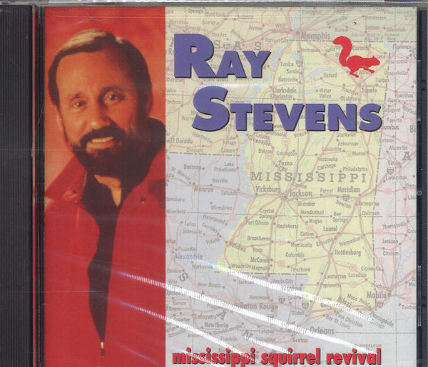 Ray Stevens Mississippi Squirrel Revival