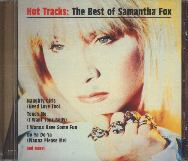 Samantha Fox Hot Tracks