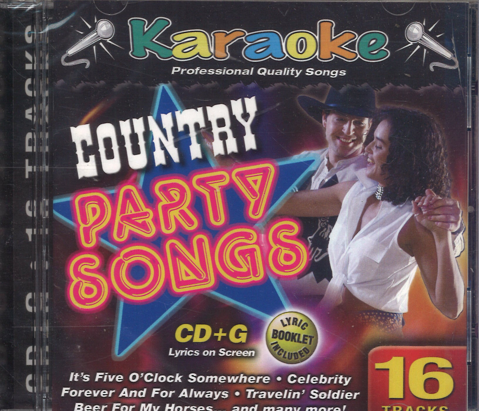 Karaoke Country Party Songs
