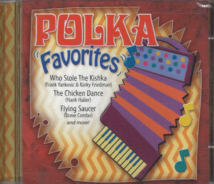 Various Artists Polka Favorites