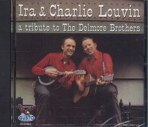 The Louvin Brothers A Tribute To The Delmore Brothers