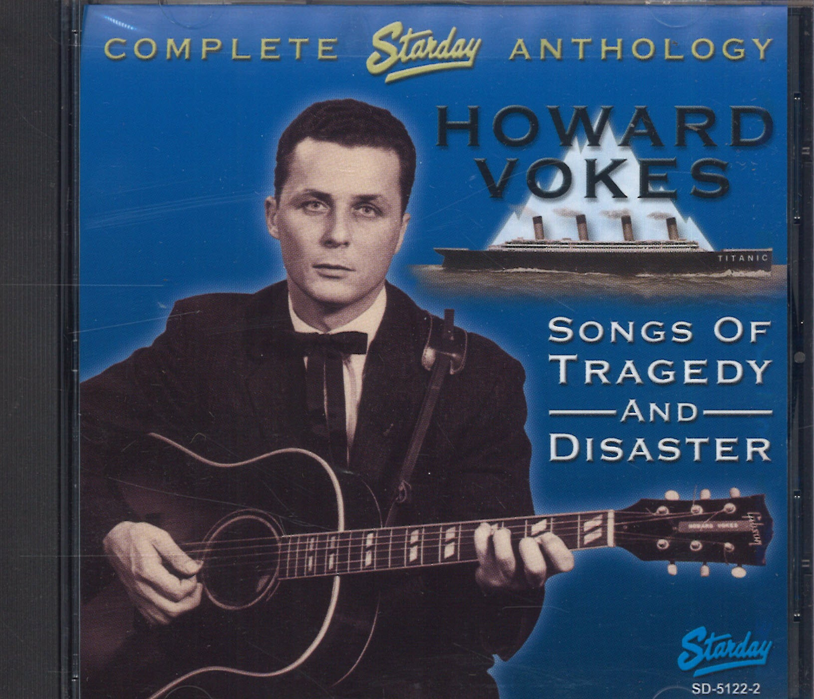 Howard Vokes Songs Of Tragedy And Disaster
