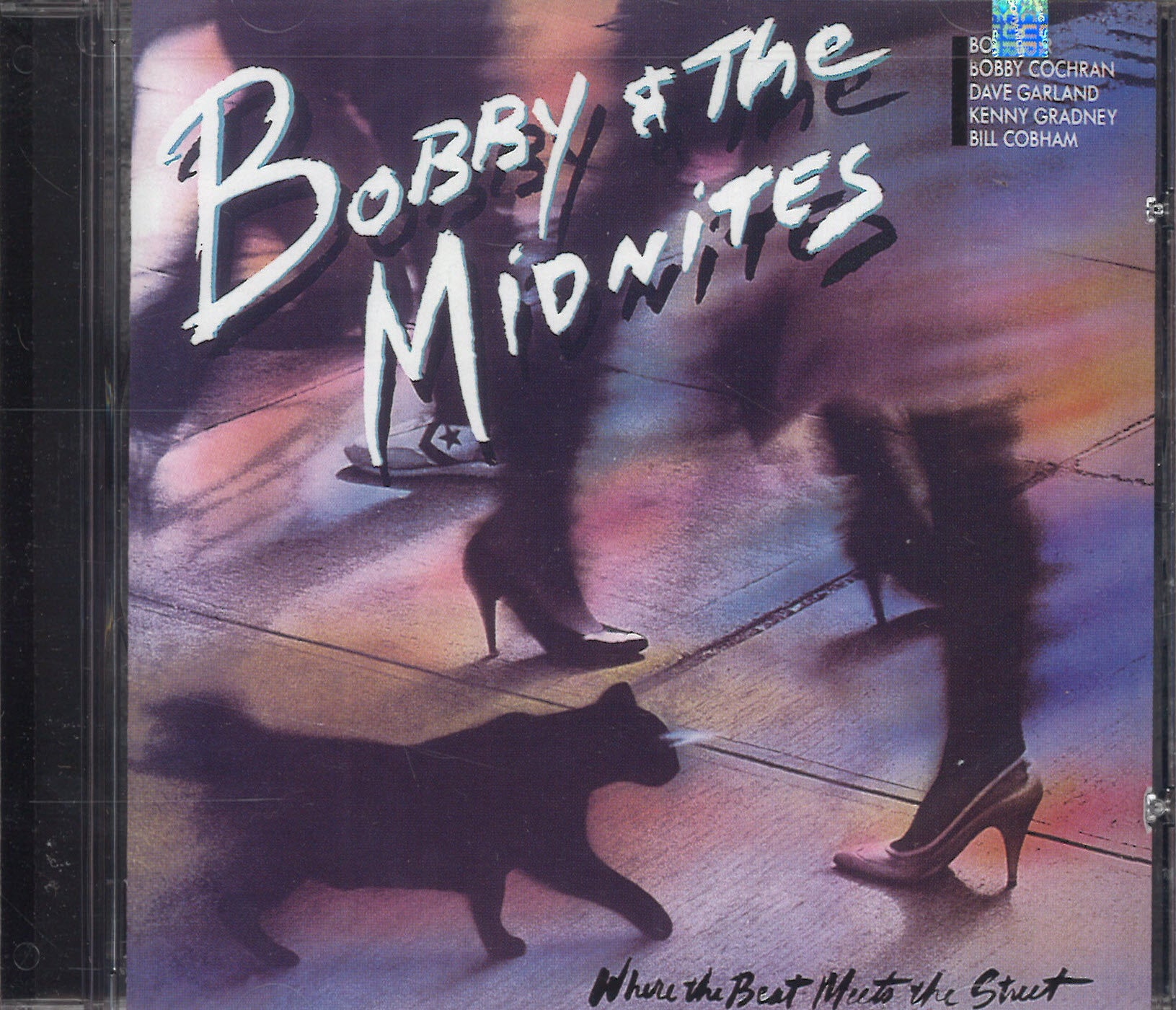 Bobby & The Midnighters Where The Beat Meets The Street