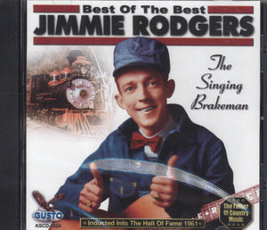 Jimmie Rodgers Best Of The Best