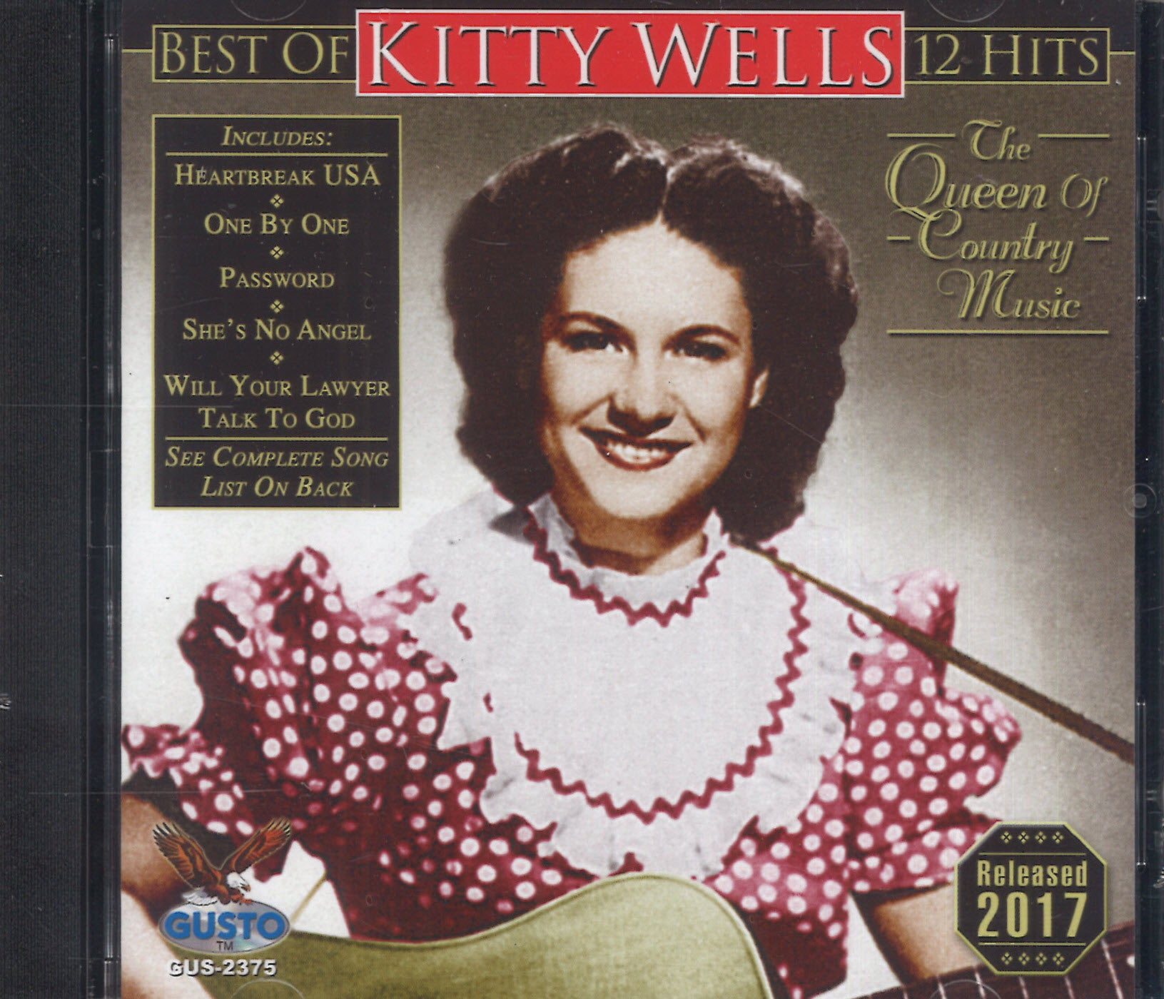 Best Of Kitty Wells
