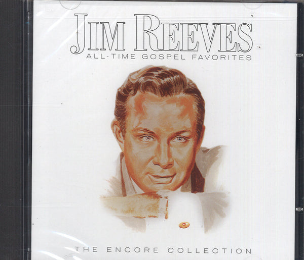 Jim Reeves All-Time Gospel Favorites