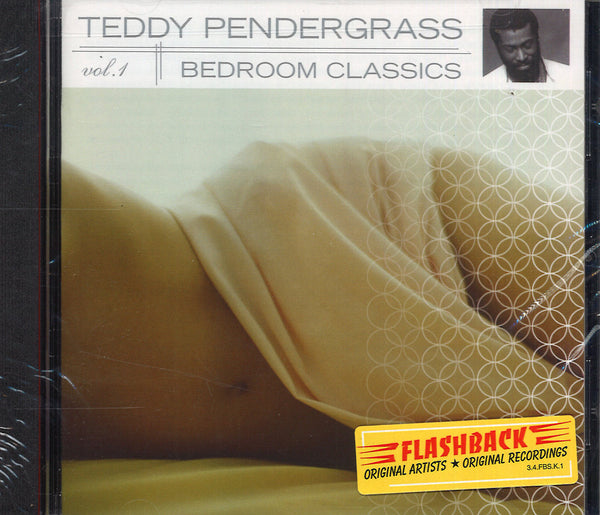 Teddy Pendergrass Bedroom Classics Vol. 1