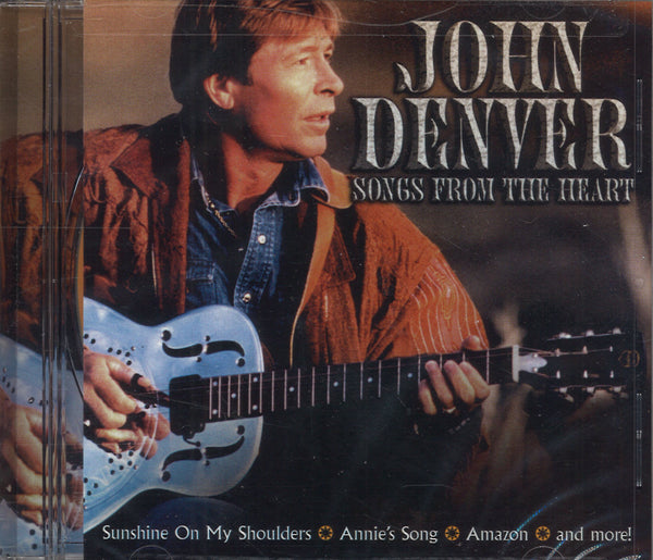 John Denver Songs From The Heart