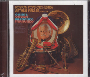 Boston Pops Orchestra Sousa Marches
