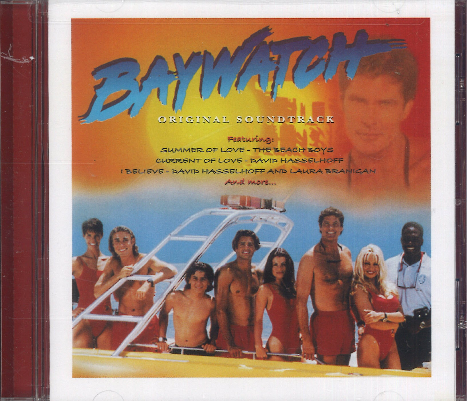 Various Artists Baywatch (Music From The Original Motion Picture Soundtrack)