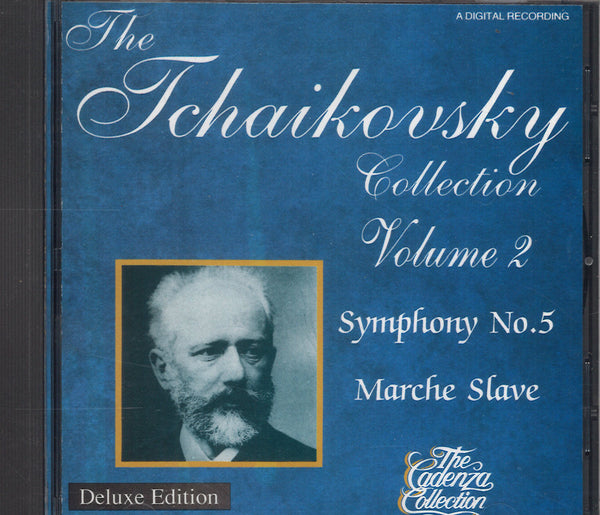 The Philharmonic Symphony Orchestra The Tchaikovsky Collection Volume 2