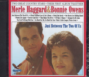 Merle Haggard & Bonnie Owens Just Between The Two Of Us