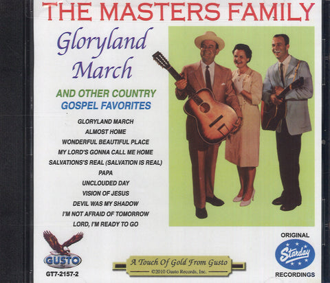 The Masters Family Gloryland March