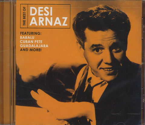The Best Of Desi Arnaz