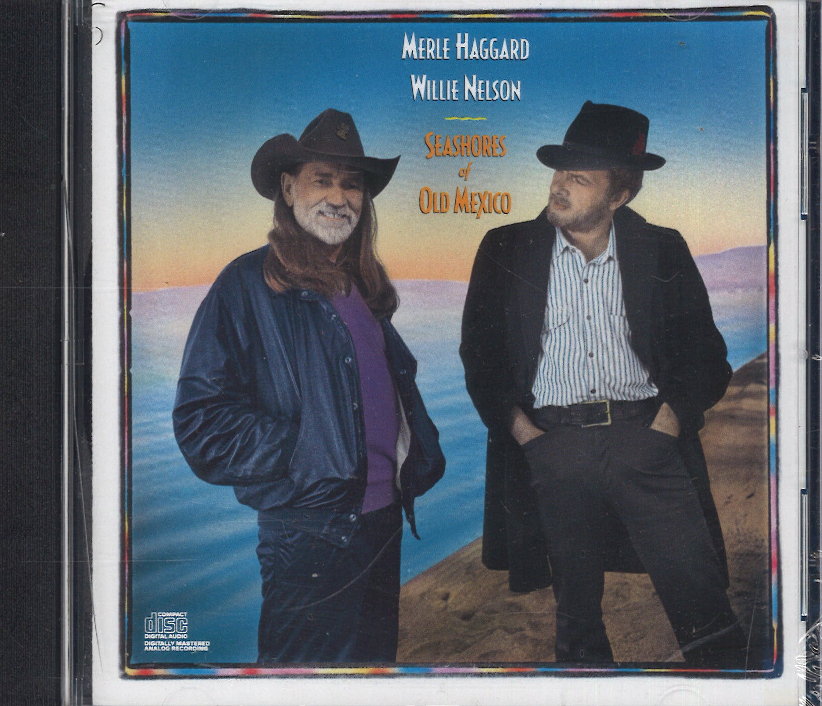 Willie Nelson & Merle Haggard Seashores Of Old Mexico