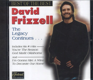 David Frizzell Best Of The Best
