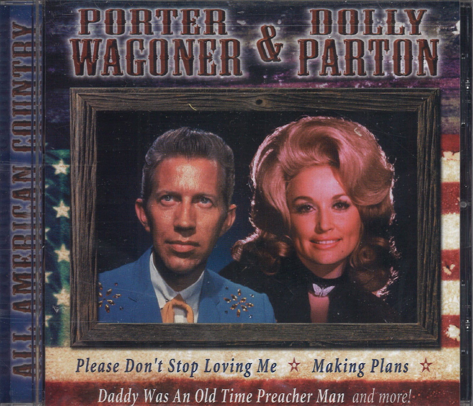 Porter Wagoner & Dolly Parton All American Country