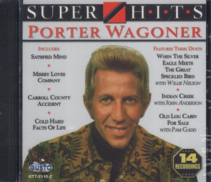 Porter Wagoner Super Hits