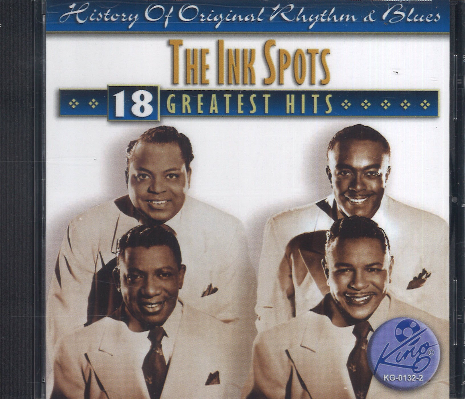 The Ink Spots 18 Greatest Hits