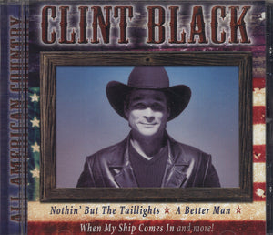 Clint Black All American Country