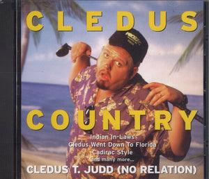 Cledus T. Judd Cledus Country