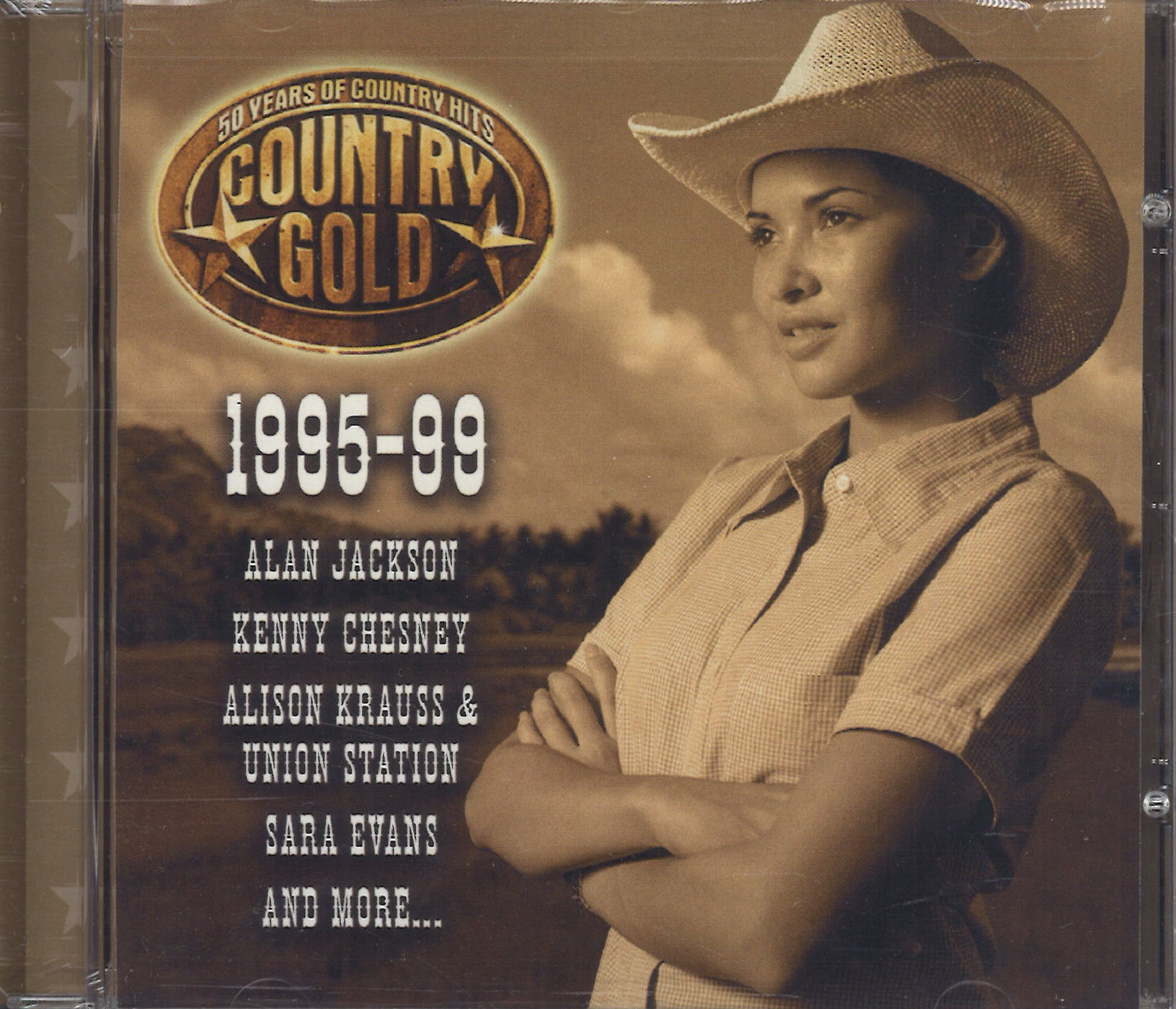 Various Artists Country Gold 1995-99