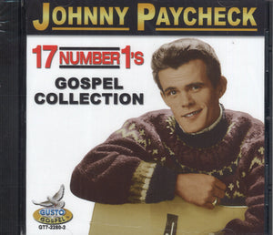 Johnny Paycheck 17 Number 1's
