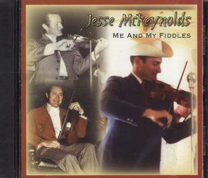 Jesse Mcreynolds Me And My Fiddles