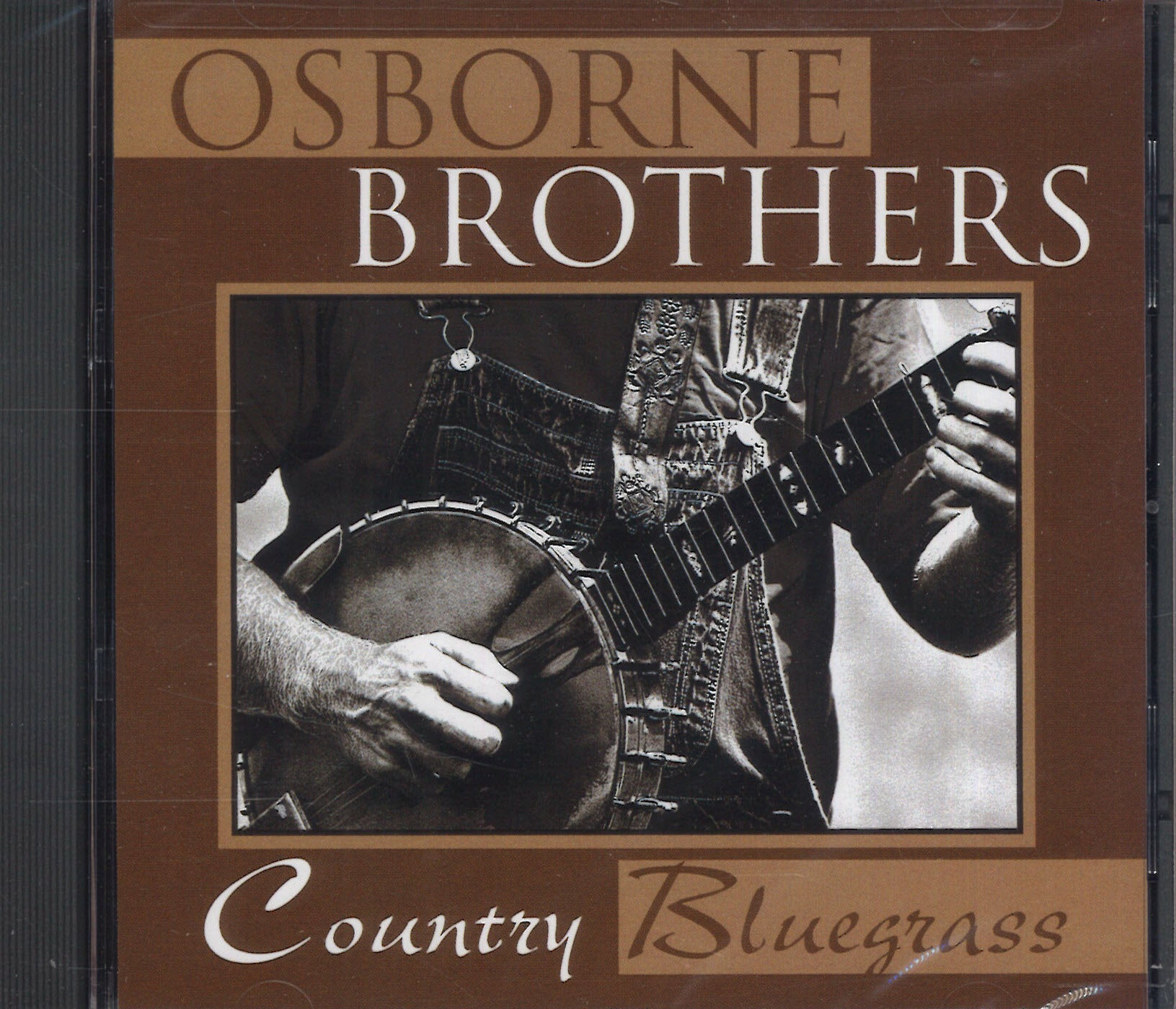 Osborne Brothers Country Bluegrass