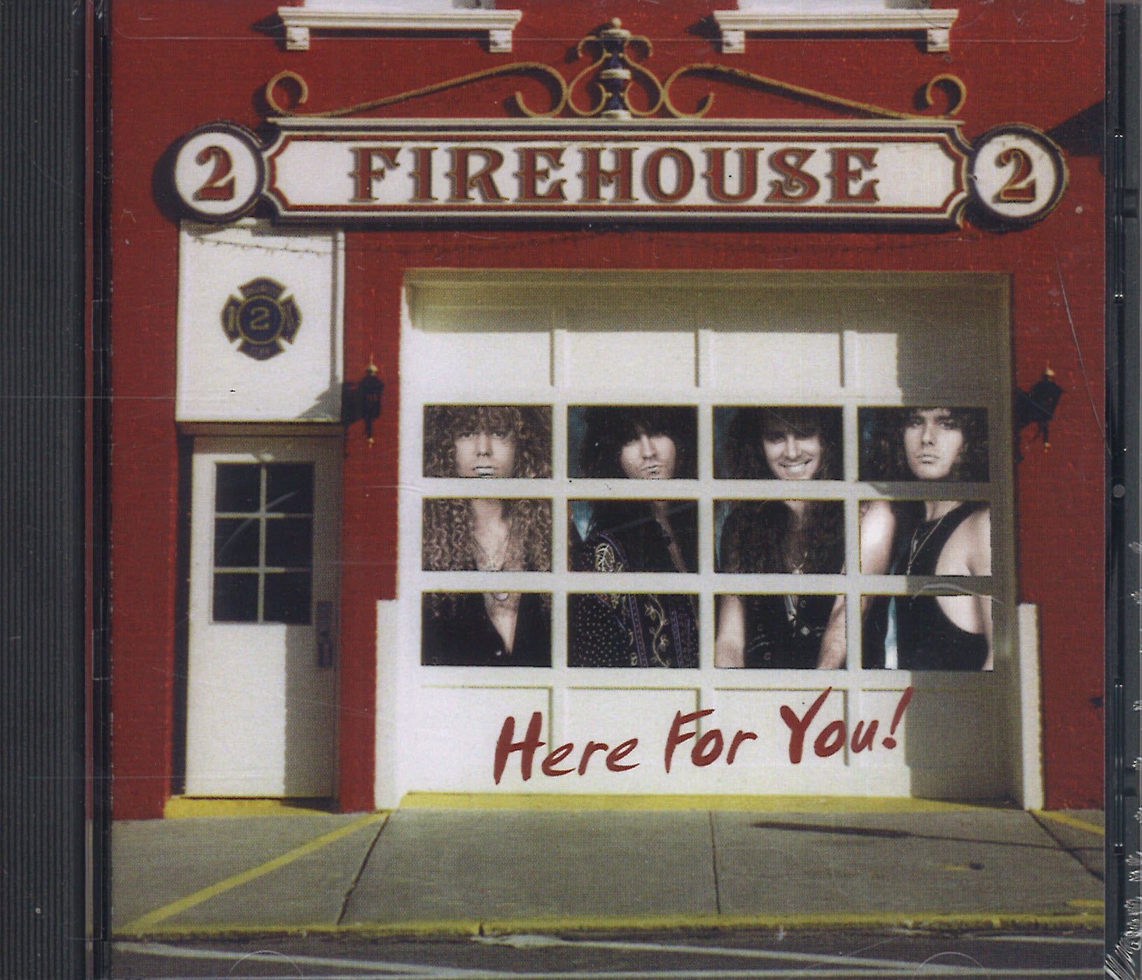 Firehouse Here For You!