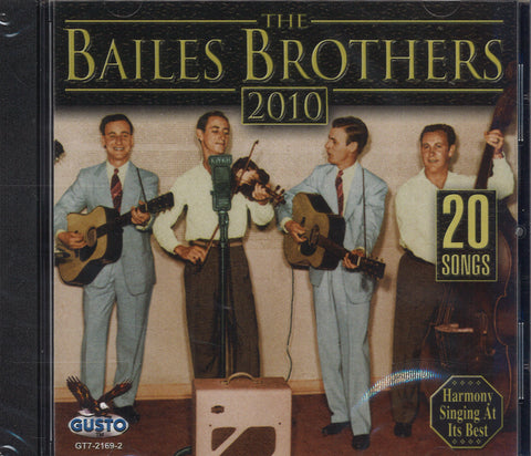 Bailes Brothers 2010
