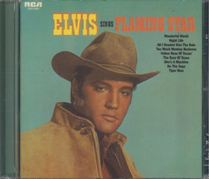 Elvis Presley Elvis Sings Flaming Star