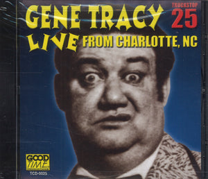 Gene Tracy Live From Charlotte, NC