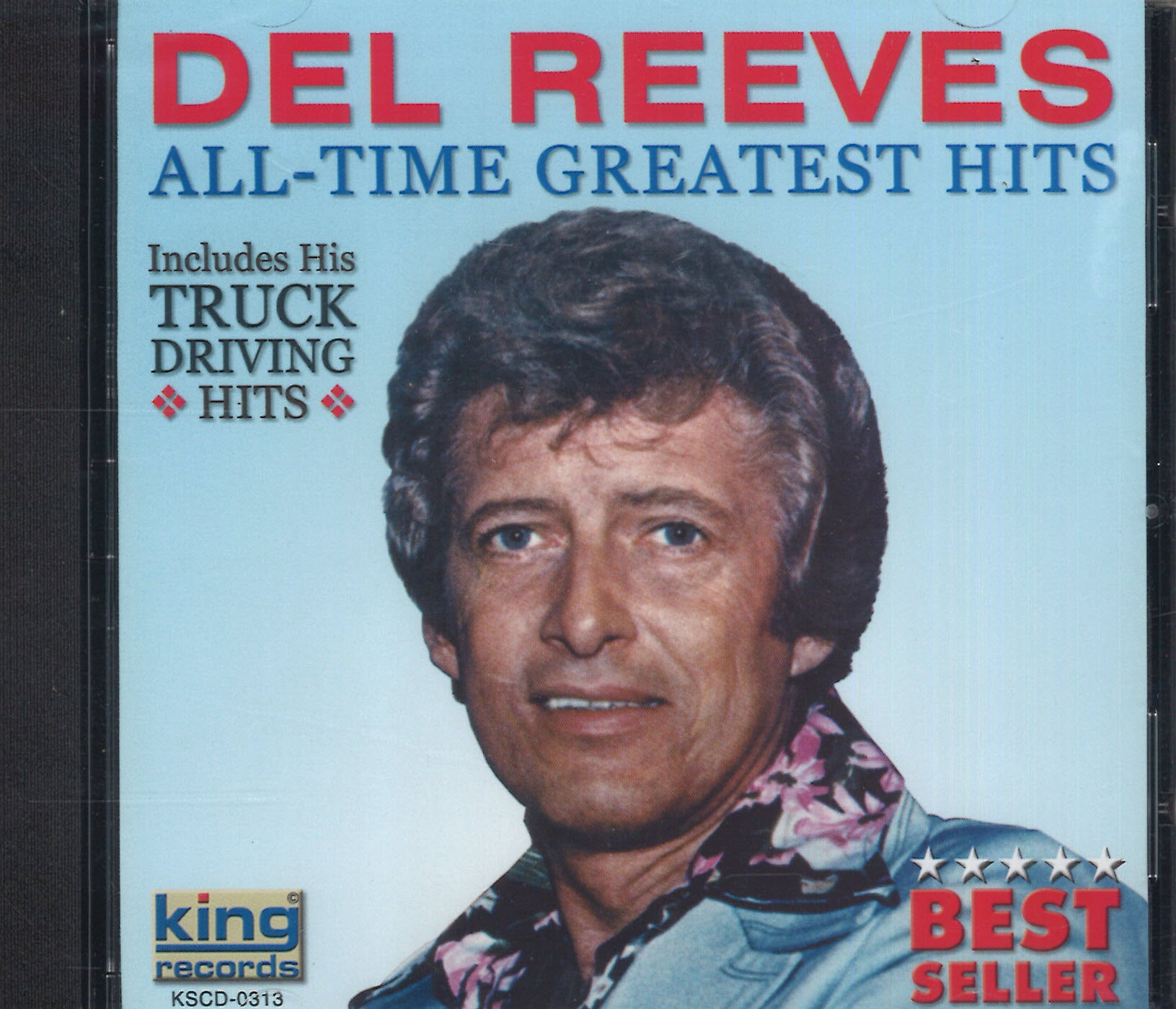Del Reeves All-Time Greatest Hits